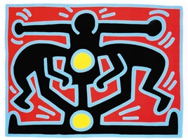growing, [3] by keith haring